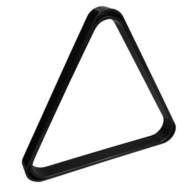 Треугольник для бильярда Skiba Rus Pro, цвет: черный, диаметр шаров 68 мм04031Треугольник - это один из обязательных аксессуаров для игры в бильярд. Skiba Rus Pro предназначен для игры в русскую пирамиду при условии использования оборудования малого формата (диаметр шаров 68 мм).