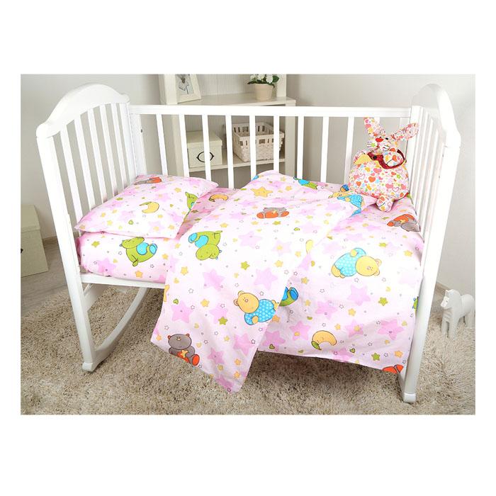 Комплект детского постельного белья Споки Ноки