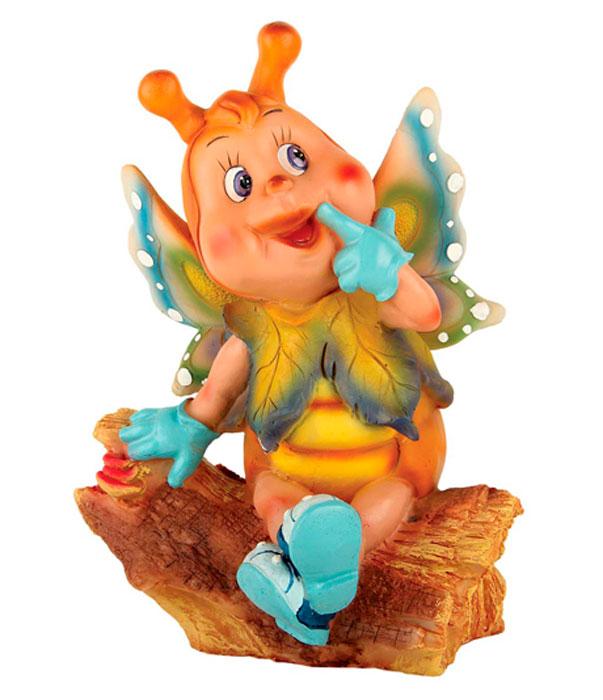 "Декоративная фигурка Korall ""Бабочка-красотка"", высота 26,5 см. NF12004-4 816438"