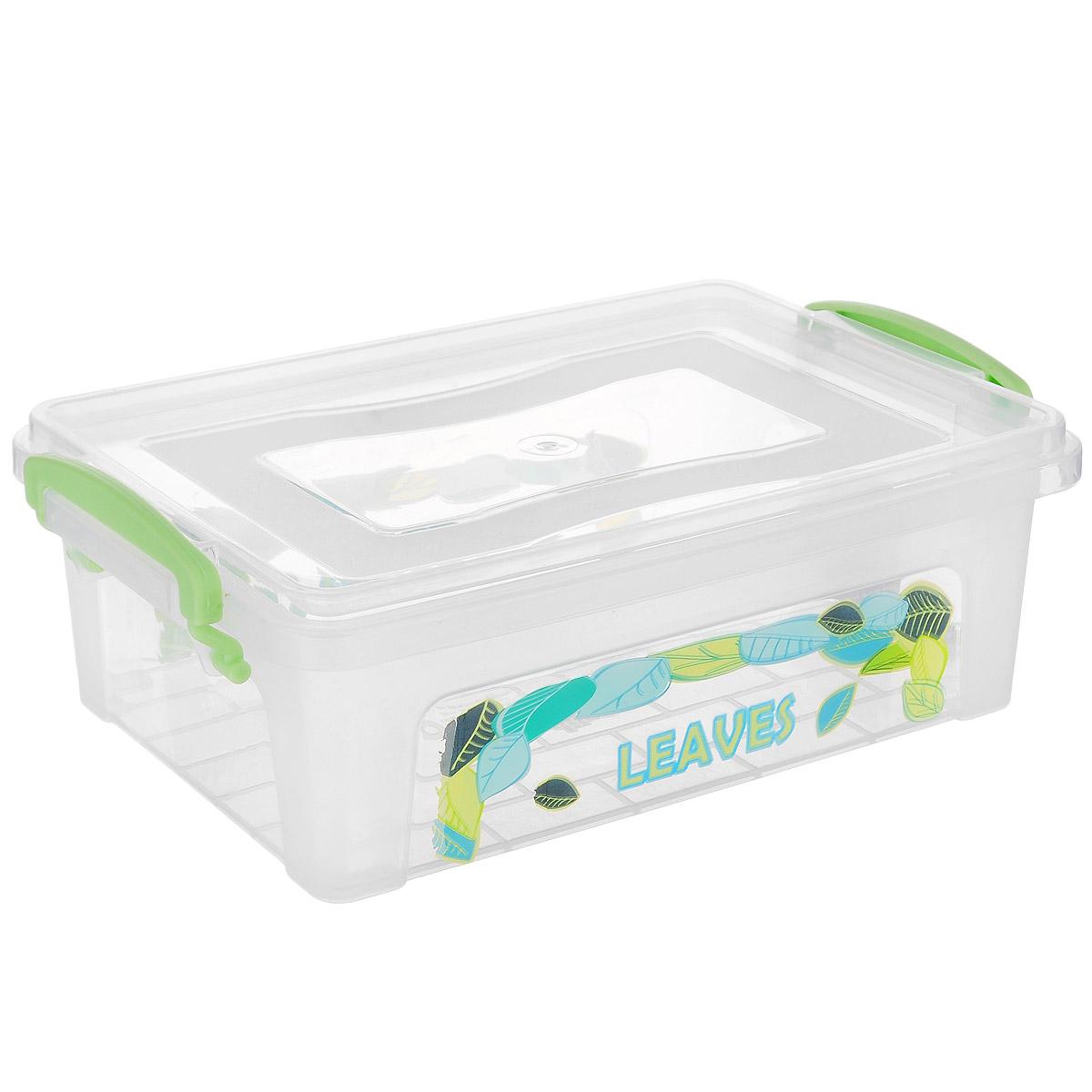 Контейнер Dunya Plastik Клиер Ниш, 2 л, в ассортименте30252Контейнер Dunya Plastik Клиер Ниш выполнен из прочного прозрачного пластика. Он предназначен для хранения различных мелких вещей. Крышка легко открывается и плотно закрывается. Прозрачные стенки позволяют видеть содержимое. По бокам предусмотрены две удобные ручки, с помощью которых контейнер закрывается. Контейнер поможет хранить все в одном месте, а также защитить вещи от пыли, грязи и влаги. Размер контейнера: 23,5 см х 16 см. Высота (без учета крышки): 7 см.