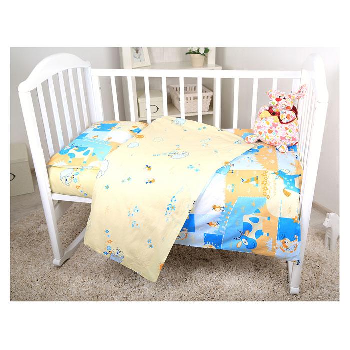 Комплект детского постельного белья Baby Nice