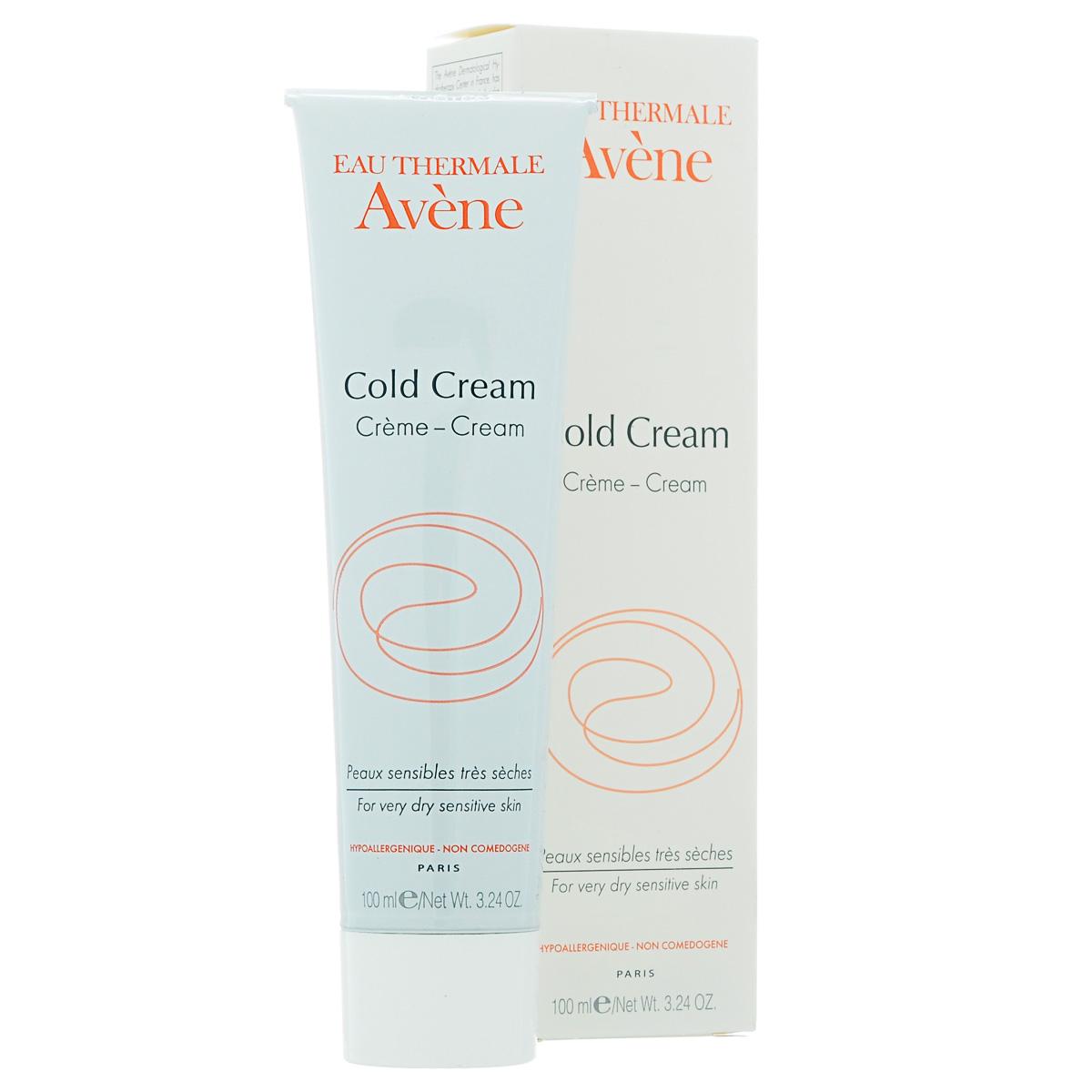 Avene Крем питательный Cold-cream для лица и тела 100 млC00272Интенсивно питает кожу, смягчает, защищает. Конституционально сухая и очень сухая кожа, сухость кожи вследствие дерматологических заболеваний, сухость кожи в пожилом возрасте.