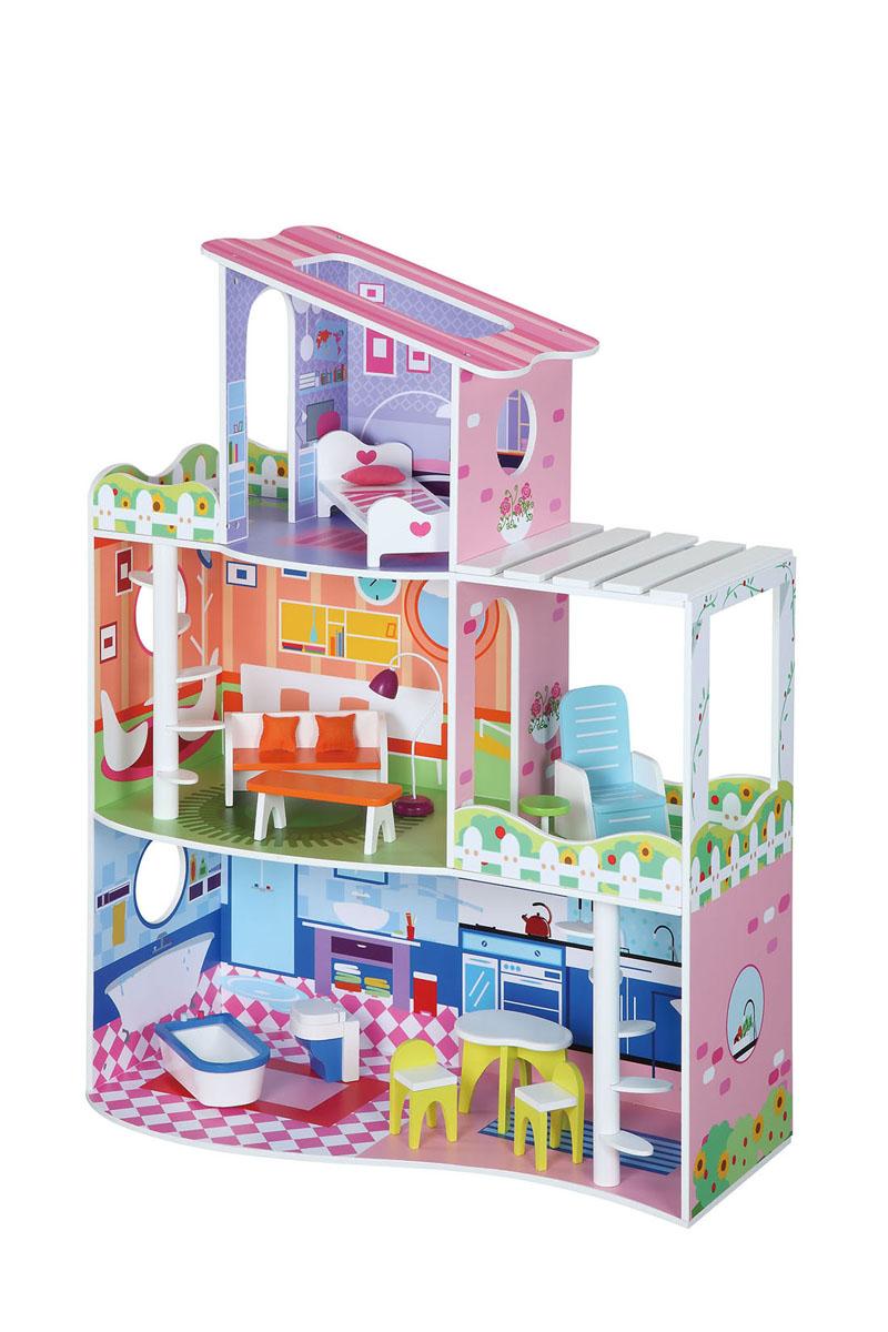 Balbi Дом для кукол Солнечный домик