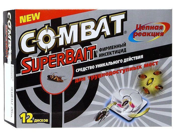 Ловушки для тараканов Combat