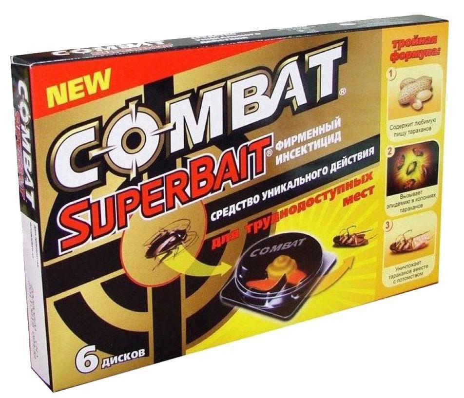 Henkel Ловушки для тараканов Combat Super Bait, 6 штHKL76008NEWЭффективное средство защиты от тараканов. Экологическая основа данного средства делает его полностью безопасным для вашего окружения. Поможет быстро и качественно избавиться от вредителей, при этом не требует никаких энергозатрат.