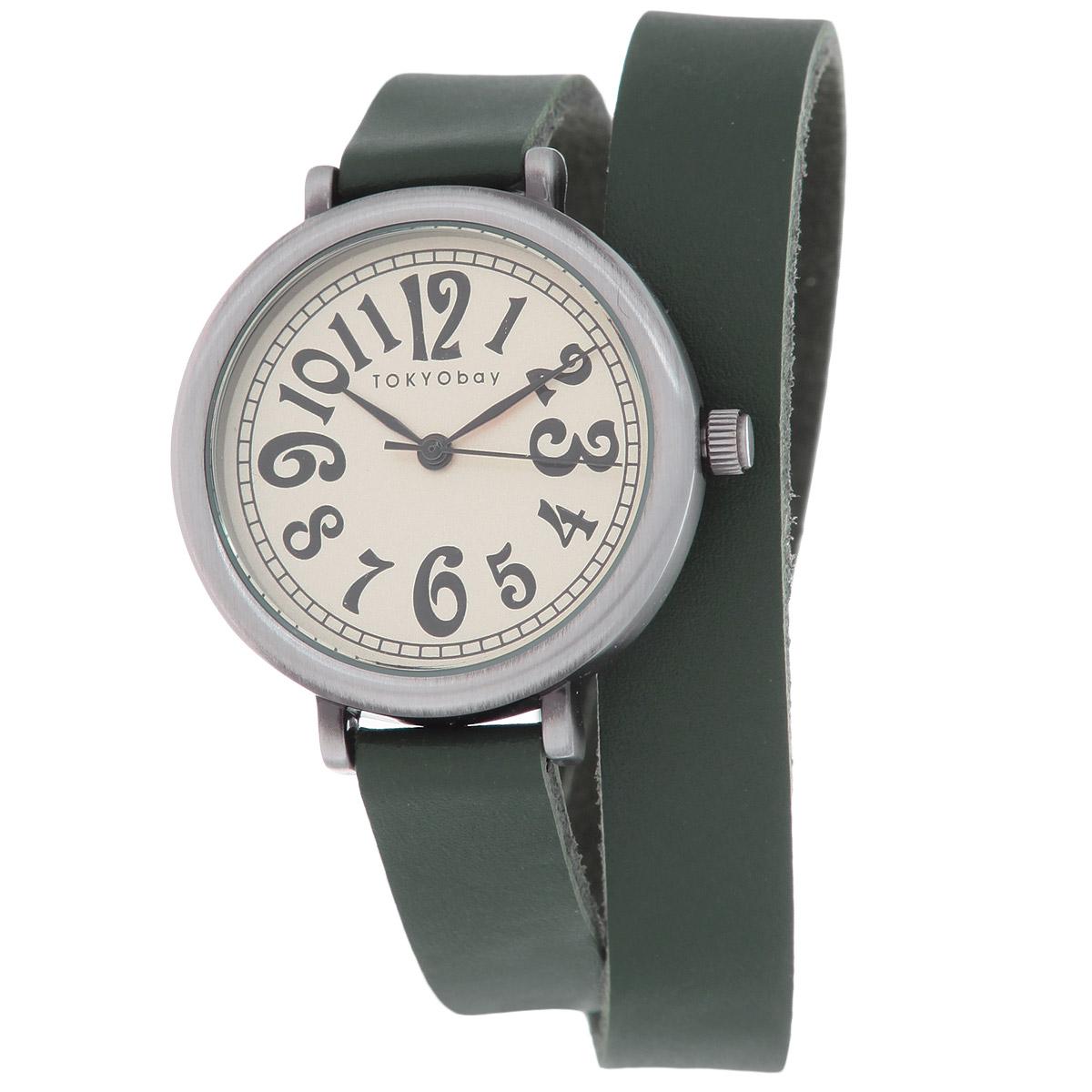 Часы женские наручные Tokyobay Cavalry,цвет: зеленый. TL425-GRTL425-GRНаручные часы Tokyobay - это стильное дополнение к вашему неповторимому образу. Эти часы созданы для современных женщин, ценящих стиль, качество и практичность. Часы оснащены японским кварцевым механизмом Miyota. Задняя крышка изготовлена из нержавеющей стали. Корпус изготовлен из металла. Циферблат оформлен декоративными арабскими цифрами, имеются часовая, минутная и секундная стрелки. Ремешок выполнен из кожи, застегивается на классическую застежку-пряжку. Часы Tokyobay - это практичный и модный аксессуар, который подчеркнет ваш безупречный вкус. Характеристики: Корпус: 3,3 х 3,3 х 0,8 см. Размер ремешка: 39 х 1,1 см. Не содержит никель. Не водостойкие.