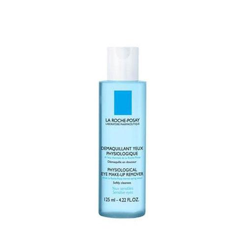 La Roche-Posay Жидкость физиологическая для снятия макияжа с чувствительных глаз Physiological Cleansers 125 мл17169741Мягко и тщательно очищает чувствительную кожу вокруг глаз. В состав входят специально отобранные очищающие компоненты. Высокая переносимость средства. Подходит для очень чувствительных глаз, носителей контактных линз. На основе термальной воды La Roche-Posay. Физиологический уровень pH 5,5. Не содержит мыла. Не содержит красителей. Не содержит спирта.