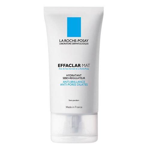 """La Roche-Posay Эмульсия увлажняющая матирующая для комбинированной и жирной кожи лица """"Effaclar"""" Мат, 40 мл"""