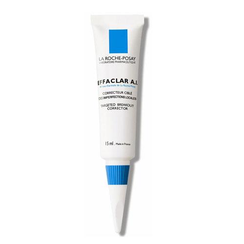 La Roche-Posay Эмульсия корректирующая, локального действия для жирной проблемной кожи лица Effaclar А.I. 15 мл7164601Подавляет воспалительные высыпания, папулы, угри, фурункулы. Увлажняет кожу. Стимулирует клеточное обновление. Предупреждает появление остаточных изменений постакне.