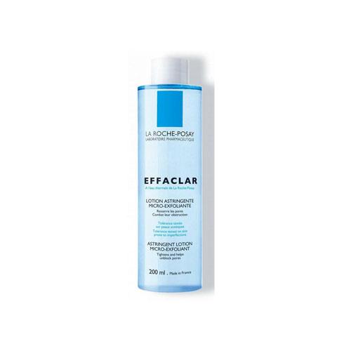 La Roche-Posay Лосьон для сужения пор с микро-отшелушивающим эффектом для жирной проблемной кожи Effaclar 200 мл7177341Глубоко очищает поры. Способствует сокращению их размера. Ультрамягкая эксфолиация с помощью LHA тм. Высокая переносимость протестирована на коже, склонной к акне.