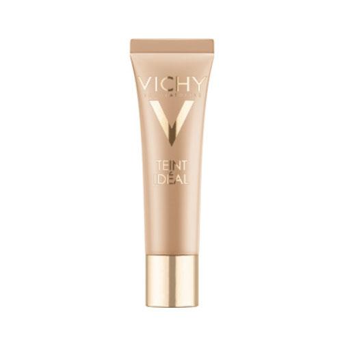 Vichy Тональный крем Teint Ideal тон № 30, 30 млM0122700Идеаль Тональный Крем идеально подходит для нормальной или сухой кожи. Обеспечивает ровный, стойкий тон и интенсивное увлажнение. Кожа дышит! Оптимальная защита от солнца в условиях мегаполиса SPF 20. В основе технология Жидкий свет для совершенного отражения света с поверхности кожи и корректирующий комплекс для улучшения состояния и внешнего вида кожи день за днём.