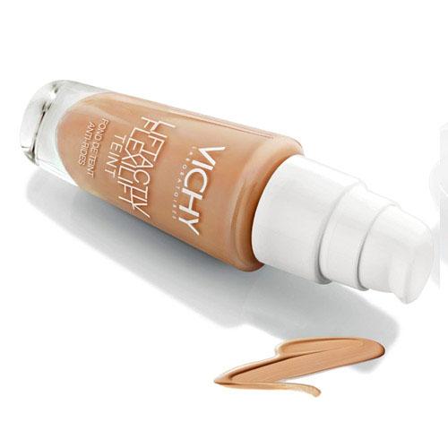 Vichy Крем тональный против морщин для всех типов кожи Liftactiv Flexilift Teint, тон 25 телесный, 30 млM0330000Легко и равномерно наносится на кожу, обсеспечивая зрительный эффект лифтинга. Благодаря уникальной текстуре не скапливается в морщинах и не подчеркивает их. Без эффекта маски. В течение всего дня кожа выглядит более подтянутой, морщины незаметны, цвет лица однородный и сияющий. Содержит активный компонент для борьбы с морщинами. Через месяц количество морщин значительно уменьшается, кожа действительно выглядит помолодевшей.