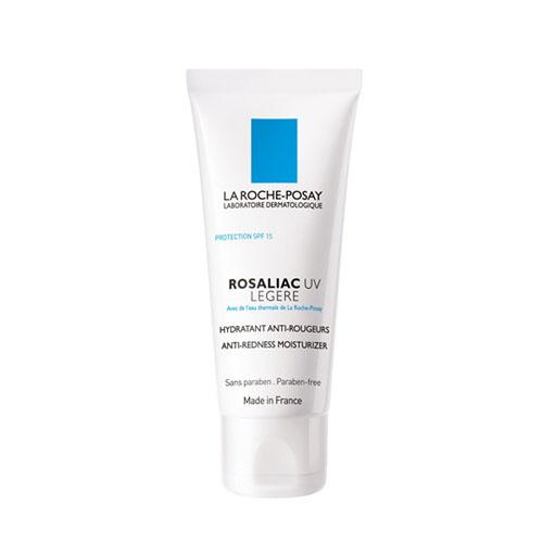 La Roche-Posay Увлажняющий крем для нормальной и комбинированной кожи лица склонной к покраснениям Rosaliac UV Лежер 40 млM1364300Эффективно защищает от ежедневного повреждающего действия UVA и UVB лучей на кровеносные сосуды. Повышает естественные защитные силы кожи, обладает успокаивающим действием, снижает реактивность кровеносных сосудов. Укрепляет стенки сосудов благодаря синтезу коллагена. Успокаивает, увлажняет кожу, улучшает микроциркуляцию, оказывает противоотечное действие. Имеет легкий зеленоватый оттенок, который матирует покраснения. Имеет легкую нежирную текстуру, полностью впитывается. Прекрасная основа под макияж. Не содержит парфюмерных добавок.