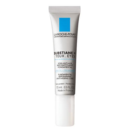La Roche-Posay Восстанавливающее средство для контура глаз для зрелой кожи Substiane [+] 15 млM2947600Инновация для зрелой кожи Инновация для зрелой кожи: уникальное сочетание компонентов LINACTYL + PRO-XYLANE™ улучшает регенерацию кожи, воздействуя на ее структуру..Обеспечивает коже длительное чувство комфорта, возвращает ей сияющий вид. Клинические исследования подтвердили эффективное воздействие SUBSTIANE - кожа становится более подтянутой, мешки под глазами уменьшаются.