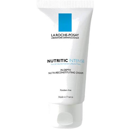 La Roche-Posay Питательный крем для глубокого восстановления кожи лица Nutritic Интенс, 50 млM5263600Выполняют три главных функции для восстановления защиты кожи: Укрепляют структуру кожи, синтезируя протеины и энзимы; Активируют синтез керамидов для восстановления липидов; Восстанавливают увлажненность кожи. Без дополнительного добавления консервантов по сравнению с формулой крема в тюбике. Комфортное состояние кожи, отсутствие ощущения стянутости и покалывания. Возможность свободно выражать эмоции и использовать макияж. Эффективность: После 1-го применения:* Устраняет неприятные ощущения и успокаивает: 94% пользователей. Обеспечивает комфорт кожи на целый день: 89% пользователей.Через 15 дней после применения:* Глубоко питает кожу: 89% пользователей. Кожа обретает свободу выражения: 86% пользователей.