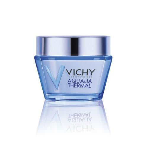 Vichy Насыщенный крем Aqualia Thermal Динамичное увлажнение, 50 млM7811200Способствует динамичному и равномерному распределению влаги во всех зонах кожи лица, обеспечивая красоту и свежесть кожи в течение всего дня.На целый день она становится гладкой, посвежевшей и шелковисто-мягкой, исчезает чувство стянутости. Кожа обретает здоровую упругость и сияние. Эффективность доказана под контролем дерматологов. Разработано для чувствительной кожи.