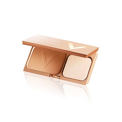 Vichy Компактная пудра Teint Ideal тон № 1 светлый, 10 млM7868700Компактная Пудра с инновационной технологией Жидкий свет для совершенного отражения света с поверхности кожи мгновенно создает идеальный тон и поддерживает его в течение всего дня. Корректирующий комплекс улучшает состояние и внешний вида кожи. Защищает кожу от ультрафиолетового излучения (SPF 25) и обесечивает ровный оттенок кожи в течение 12 часов.