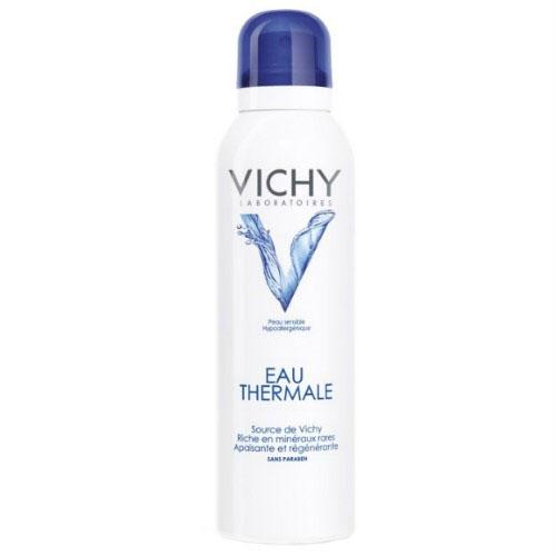 Vichy Термальная вода, 150 млV015551Самая высокоминерализованная вода во Франции. Её благотворное влияние на кожу связано не только с минеральным составом (17 минералов и 13 микроэлементов), но и с уникальными природными качествами. Входит в состав почти всех средств VICHY. Увлажняет, успокаивает кожу. Устраняет покраснения, раздражение, ощущение дискомфорта.