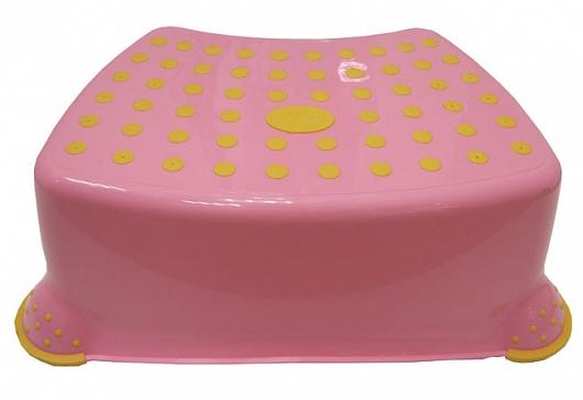 SEVI BABY подставка для умывания, розовая