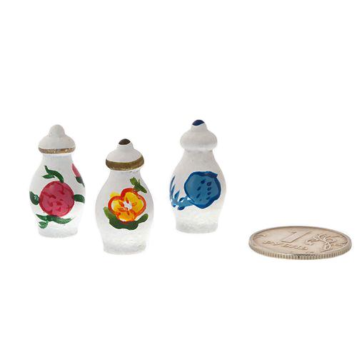 Набор кухонных баночек 3 предмета. AM0101076AM0101076Набор кухонных баночек 3 предмета
