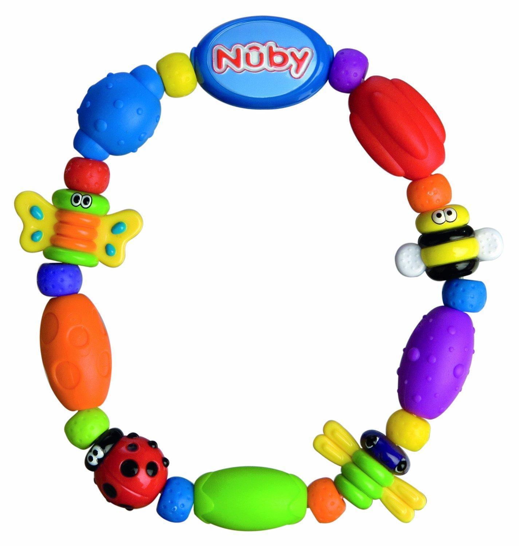 NUBY Прорезыватель хоровод. ID478ID478Прорезыватель Хоровод ТМ Nuby снабжен мультифактурными поверхностями, которые стимулируют прорезывание зубов у ребенка путем нежного массирования десен. Цветной прорезыватель имеет удобную форму и разработан так, чтобы максимально облегчить процесс прорезывания и успокоить ребенка.