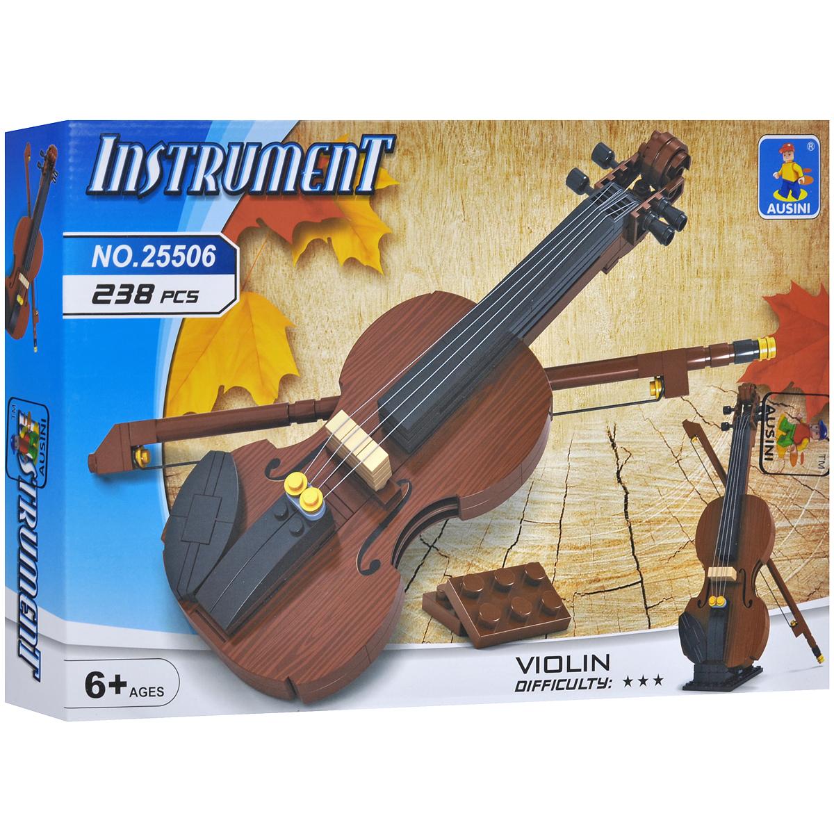 Ausini Мини-конструктор Скрипка
