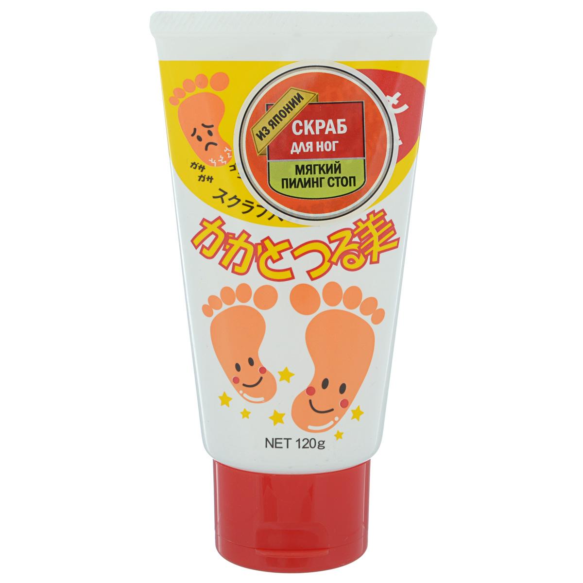 Roland Скраб для ног 120 гр47604Нежный скраб удаляет ороговевшие клетки кожи и загрязнения, устраняет неприятный запах, питает и увлажняет кожу. Подходит для ежедневного мытья ног. Способ применения: необходимое количество средства массажными движениями нанести на кожу стоп, затем смыть теплой водой. Состав: глицерин, вода, миристиновая кислота, пальмитиновая кислота, гидроксид K, лаурил кислоты, полиэтилен, стеариловый кислота, кокамид DEA, кокоил метил таурин Na, дистеарат, цетиловый спирт, мыльная основа, ВНТ, ЭДТА-2Na, феноксиэтанол, ароматизатор.