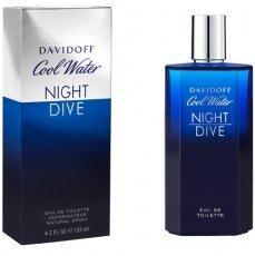 Davidoff Cool Water Night Dive Woman Туалетная вода 50 мл