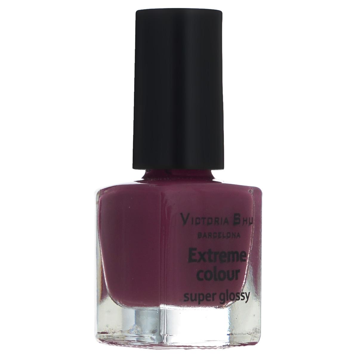 Victoria Shu Лак для ногтей Extreme Colour, тон № 258, 6 мл775V15355EXTREME COLOUR от VICTORIA SHU – это 35 ярких, смелых, соблазнительных оттенков. Модный тренд – матовая, насыщенная текстура. Любые цвета – на любой вкус, от нежных пастельных, интенсивных супермодных оранжевых, лиловых и оттенков фуксии до сенсационных красного и черного.