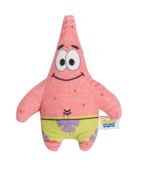 Мягкая игрушка для ванны Патрик СтарPIVU0Мягкая игрушка для ванны Патрик Стар превратит купание вашего малыша в веселую игру! Она выполнена из приятного на ощупь текстильного материала в виде Патрика. Необходимо опустить игрушку в воду на 40 секунд, и она вырастет в пушистого мягкого героя! Достав игрушку из воды, просушите ее полотенцем, и можно смело играть с сухой и мягкой игрушкой. Постепенно игрушка будет принимать первоначальный размер. А при повторном купании она снова вырастет. Патрик Звезда сосед и лучший друг Губки Боба. У них много общих интересов: выдувание пузырей, ловля медуз. Патрик тратит большую часть времени на сон или игры с Губкой Бобом.