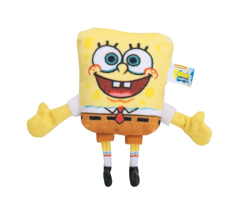 Мягкая игрушка для ванны Губка БобGBVU0Мягкая игрушка для ванны Губка Боб превратит купание вашего малыша в веселую игру! Она выполнена из приятного на ощупь текстильного материала в виде Губки Боба. Необходимо опустить игрушку в воду на 40 секунд, и она вырастет в пушистого мягкого героя! Достав игрушку из воды, просушите ее полотенцем, и можно смело играть с сухой и мягкой игрушкой. Постепенно игрушка будет принимать первоначальный размер. А при повторном купании она снова вырастет. Губка Боб — главный герой мультсериала Губка Боб Квадратные Штаны (SpongeBob SquarePants). Проживает в доме-ананасе. Любит пускать мыльные пузыри, ловить медуз вместе со своим лучшим другом Патриком.