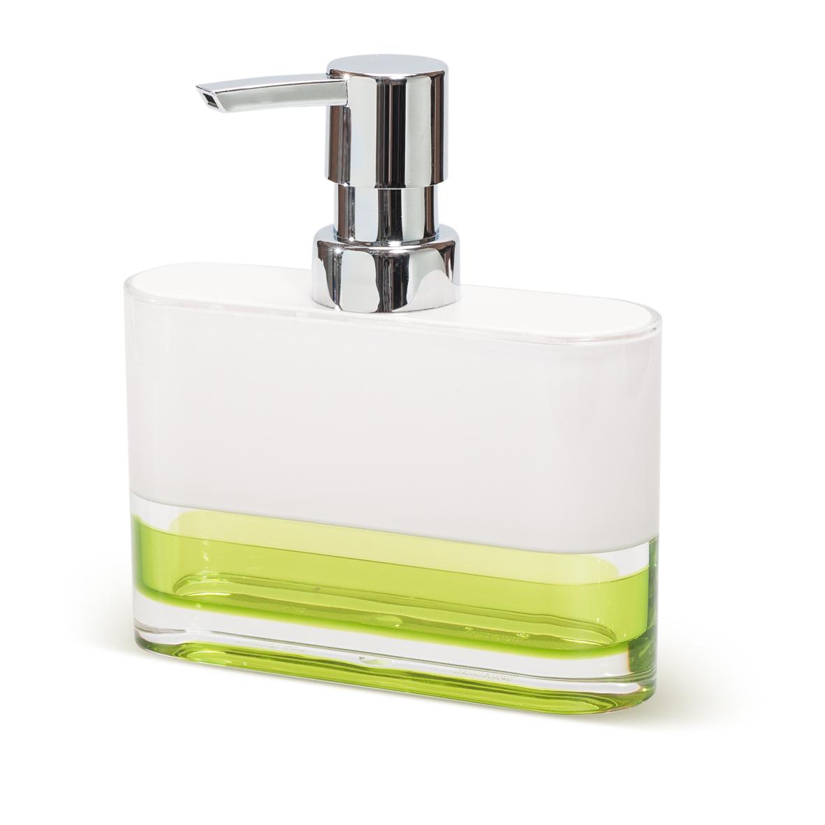 Дозатор для жидкого мыла Tatkraft Topaz Green12707