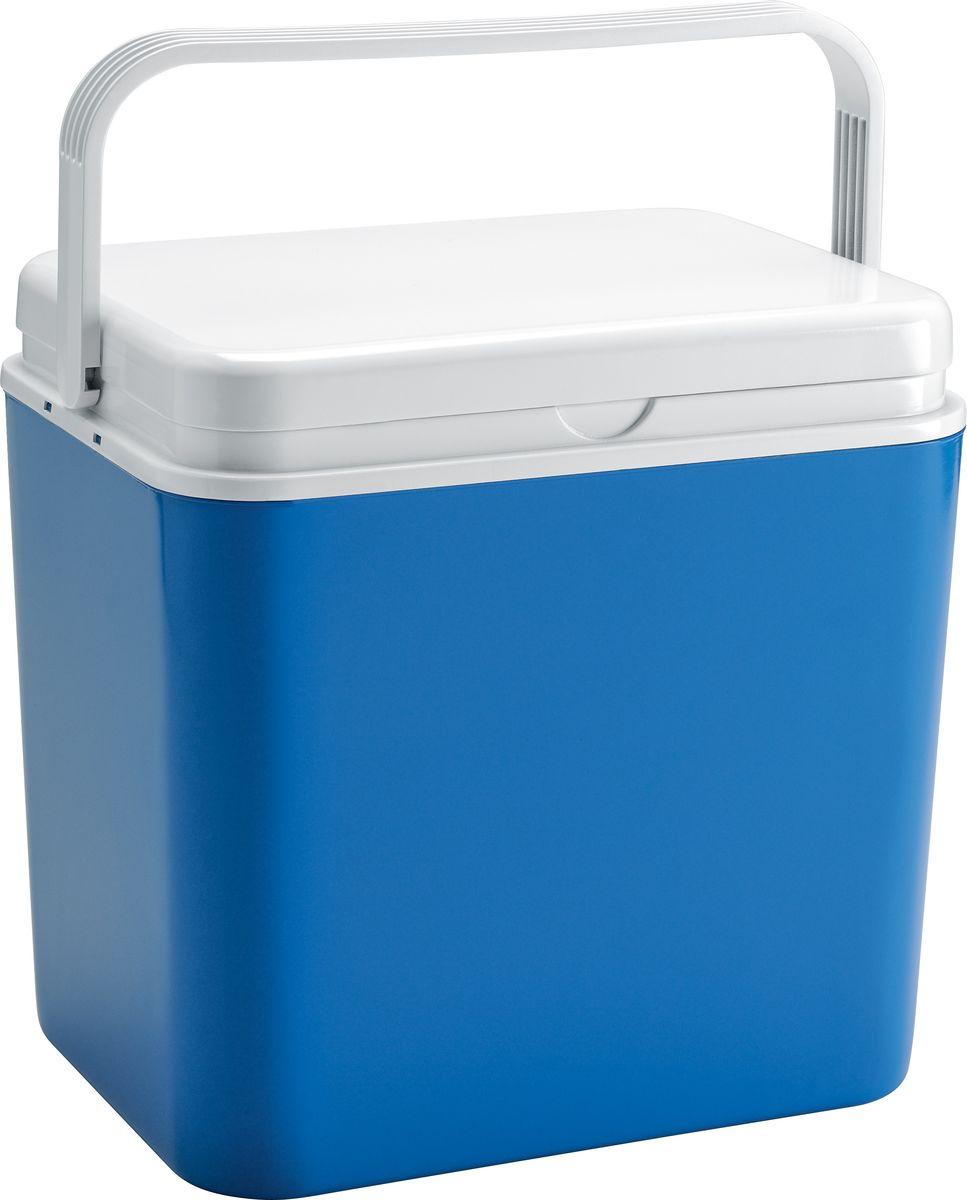 Контейнер изотермический Atlantic Cool Box, цвет: синий, 30 л5038Легкий и прочный изотермический контейнер Atlantic Cool Box предназначен для сохранения определенной температуры продуктов во время длительных поездок. Корпус и крышка контейнера изготовлены из высококачественного пластика. Между двойными стенками находится термоизоляционный слой, который обеспечивает сохранение температуры. Крышку можно использовать в качестве столика или подноса. При использовании аккумулятора холода контейнер обеспечивает сохранение продуктов холодными до 12 часов. Температурный режим эксплуатации: от -30°C до +60°C. Контейнер идеально подходит для отдыха на природе, пикников, туристических походов и путешествий. Объем контейнера: 30 л. Размер контейнера: 39 см х 38 см х 27 см.