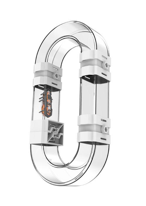 Игровой набор Hexbug Nano V2 Orbit477-2901Игровой набор Hexbug Nano V2 Orbit - малый игровой набор серии Nano V2. С его помощью вы сможете узнать, на что способны проворные микро-роботы, которые способны передвигаться вверх по вертикальным лабиринтам, благодаря наличию трех дополнительных ножек на спинке. Такой набор поможет вам увеличить размер вашего нанодрома, так как он полностью совместим с остальными нанодромами. Набор Hexbug Nano V2 Orbit - прекрасное начало знакомства с микро-роботами Nano V2. Nano-жук работает от 1 батарейки типа AG13 (входит в комплект).