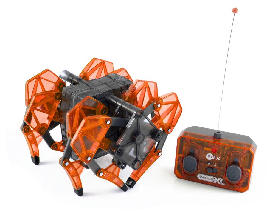 Микро-робот Hexbug Strandbeest XL, цвет: красный