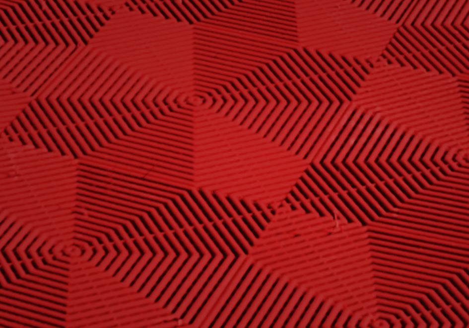 Плитка для пола Helex, цвет: терракотовый, 40 х 40 х 1,8 см, 6 штHLTПлитка для пола Helex - модульное напольное покрытие, изготовленное из высококачественного материала, основой для которого служат высокомолекулярные соединения (полимеры). Покрытие имеет повышенную жесткость, износостойкость и механическую прочность (выдерживает нагрузку до 25 тонн на кв.м.) и с легкостью выдерживает любой автомобиль. Материал покрытия устойчив как к отрицательным (- 25°С), так и к положительным (+70°С) температурам, не теряет свой цвет под солнцем в течение многих лет. Оригинальный узор на плитке под разным углом зрения каждый раз создает впечатление нового рисунка в вашем саду. Увеличенный размер плитки по сравнению со стандартным повышает ее надежность и прочность под тяжестью любых предметов. Такое покрытие может использоваться для обустройства парковочных площадок около загородных домов, площадок перед беседкой или баней, садовых и прогулочных дорожек, детских и спортивных площадок, стационарных и переносных бассейнов, площадок барбекю, зон...