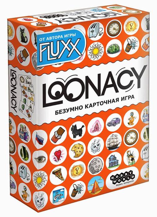 Hobby World Настольная игра Лунаси Loonacy