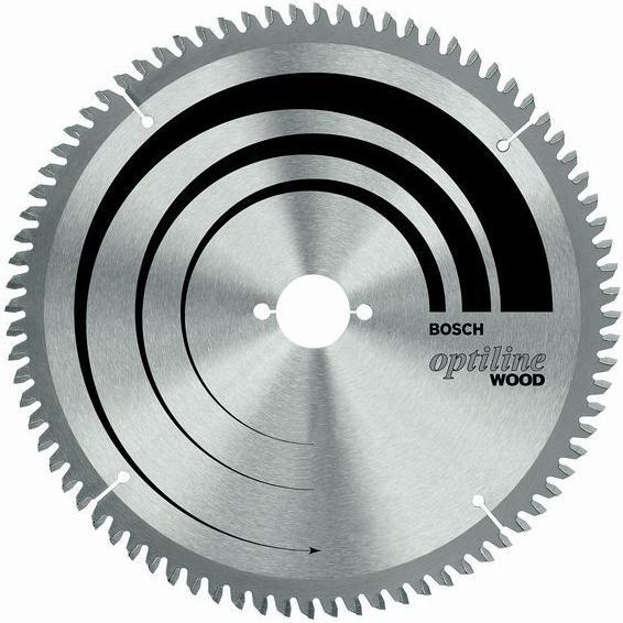 Циркулярный диск Bosch 250Х30 40 OPTILINE 26086407282608640728