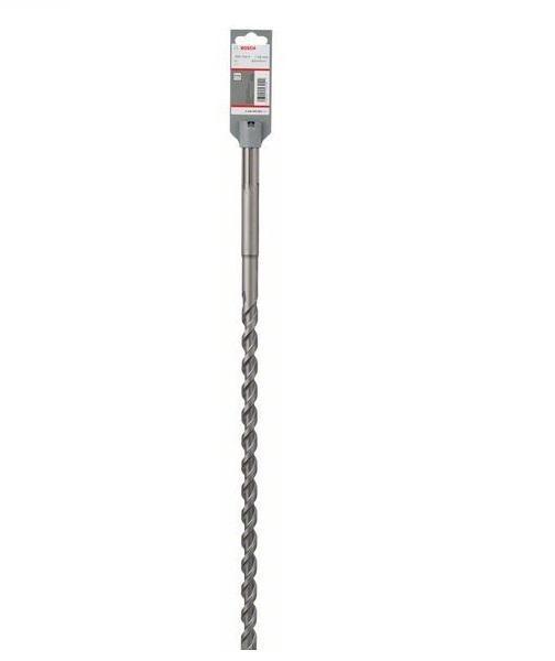 Сверло Bosch SDS max-4 18x400/540 мм 26086858632608685863Bosch 2608685863 применяется для ударного сверления отверстий в бетоне, камне, кирпичной кладке.