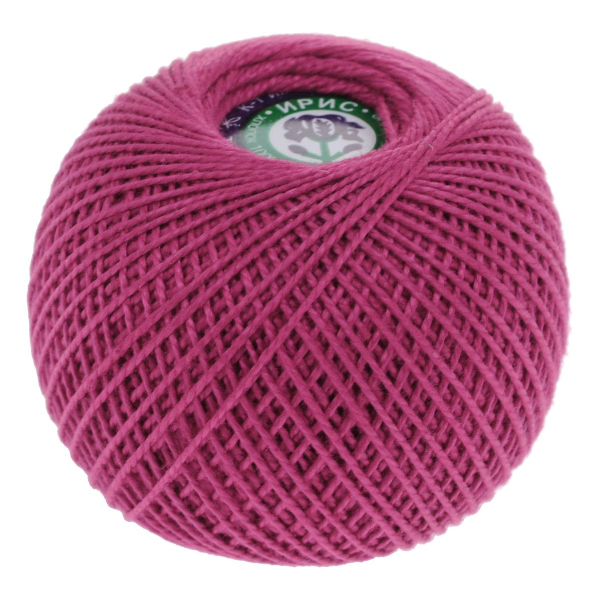 Нитки вязальные Ирис, хлопчатобумажные, цвет: розово-золотой (1506), 150 м, 25 г, 6 шт0211101983778Вязальные нитки в два сложения Ирис изготовлены из 100% хлопка. Такие нитки используются для вязания крючком. Нити крученые, мерсеризованные. Окраска устойчива, особо прочная. В наборе - 6 клубков. С их помощью вы сможете связать своими руками необычные и красивые вещи. Состав: 100% хлопок. Количество сложений: 2. Линейная плотность: 167 текс. Вес: 25 г. Длина нити: 150 м.