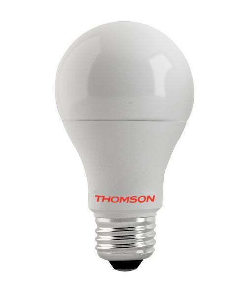 Лампа LED Thomson TM-40W-A5 220-240V, 3000K, E27, 5,5W, 400 Люмен, 220, A+, матовый шарTM-40W-A5Светодиодная лампа Thomson с элегантным дизайном, предлагает отличное качество света и очень хорошую цветопередачу Эти светодиодные лампы являются идеальными заменителями ламп накаливания для вашего освещения