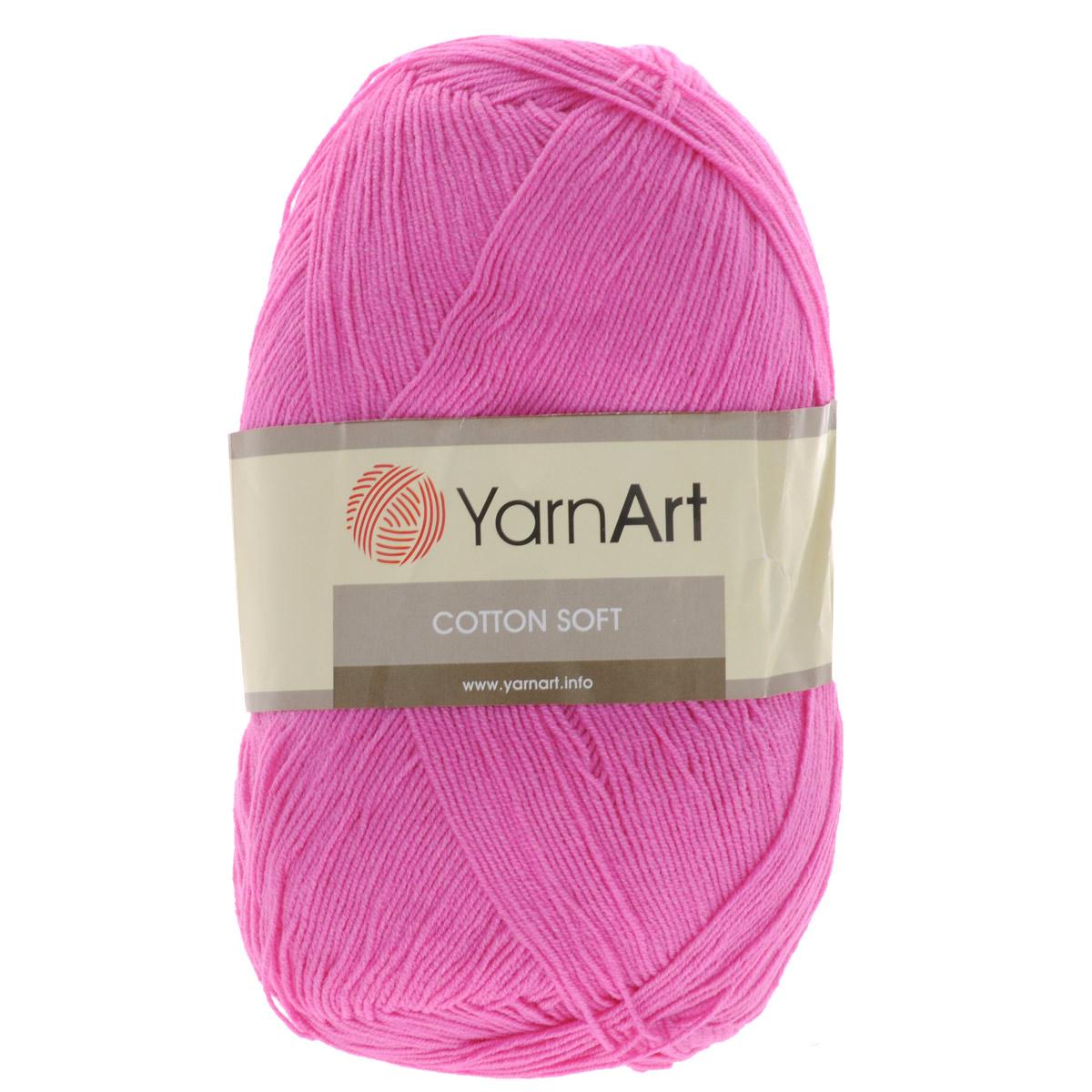 Пряжа для вязания cotton