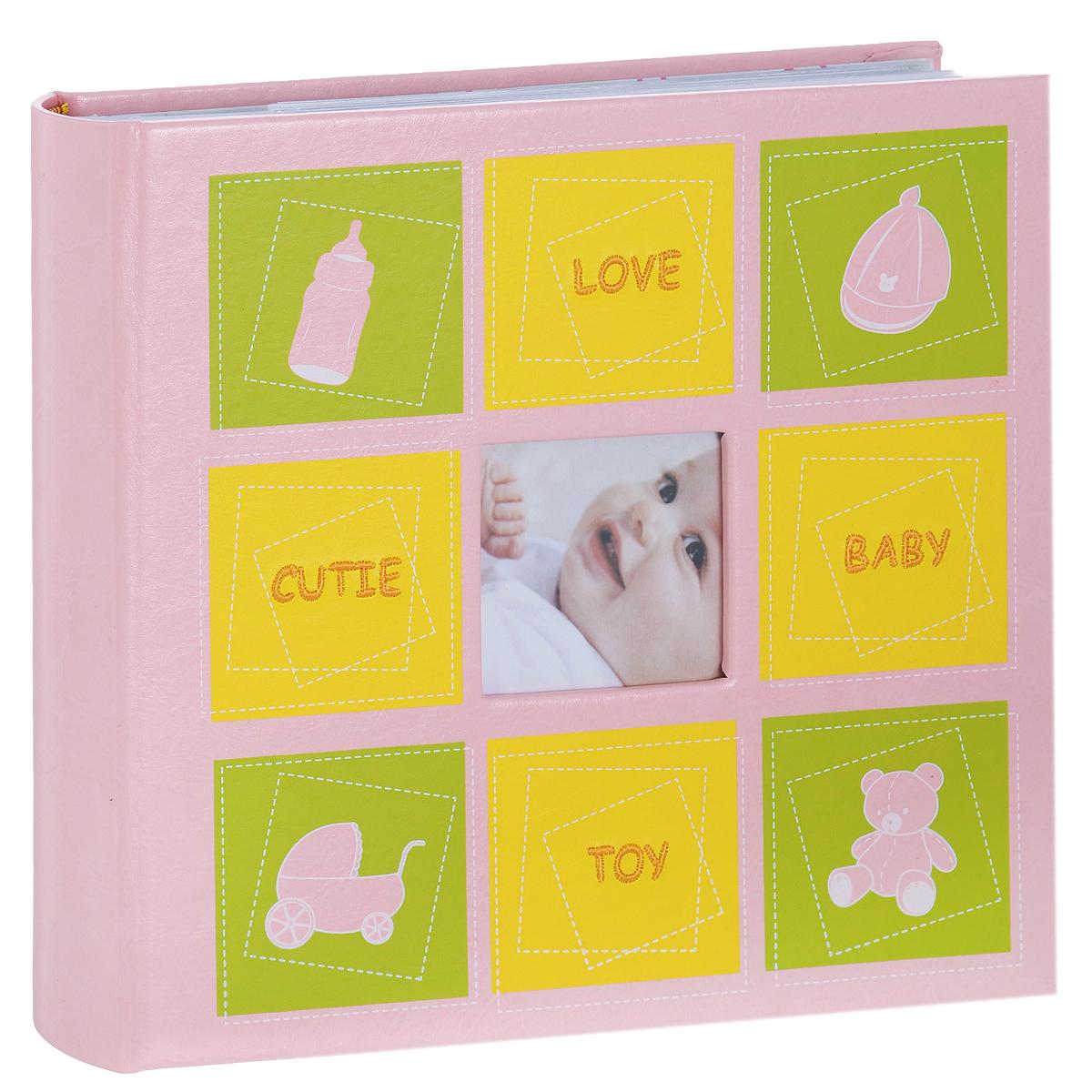 """Фотоальбом Image Art """"Cutie Baby"""", 100 фотографий, 15 x 21 см"""