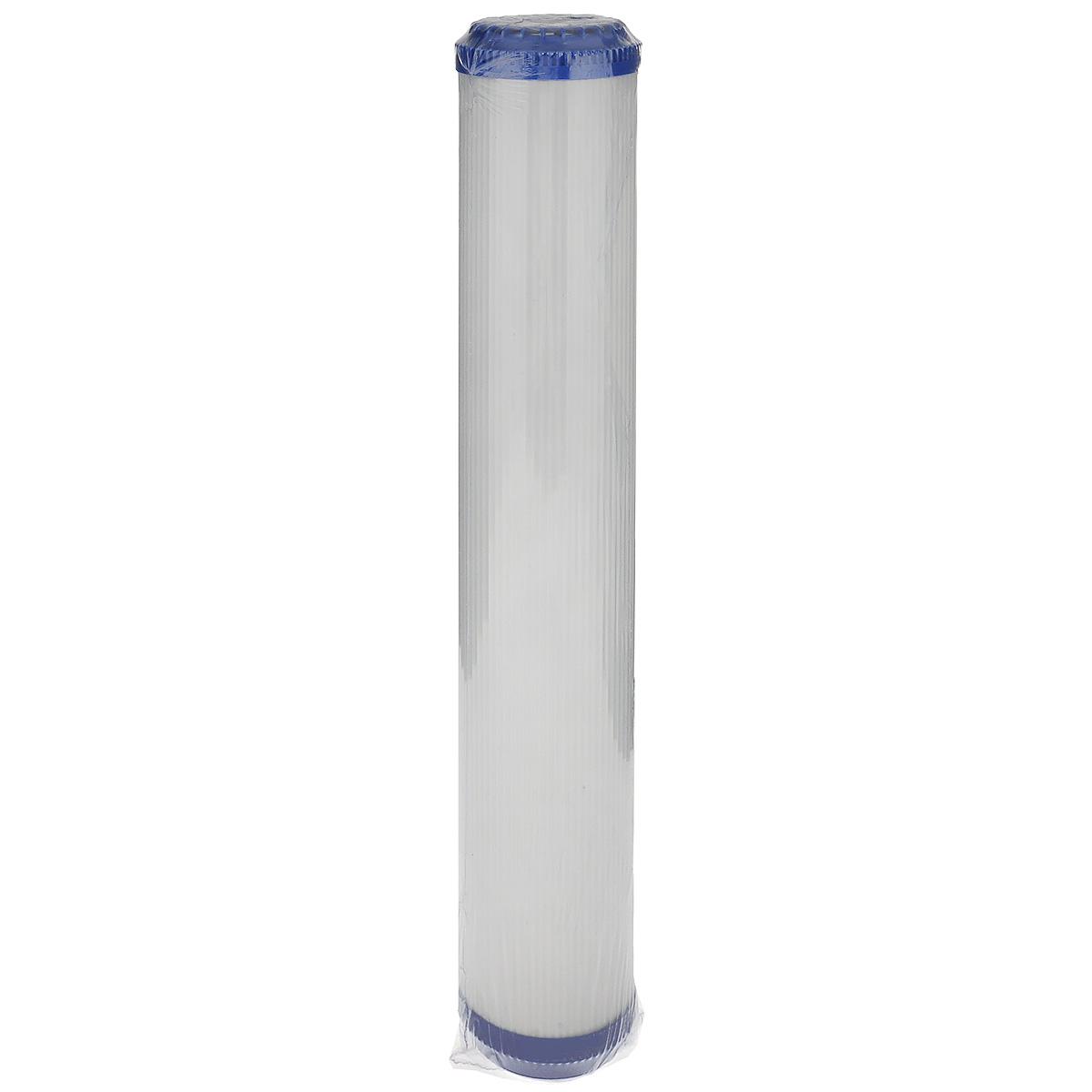 Картридж для обезжелезивания Гейзер БА-20SL30605Картридж Гейзер БА 20SL. Используется для эффективного удаления избыточного растворенного железа (до 1 мг/л) и соединений других металлов методом каталитического окисления. Фильтрующая загрузка – природный материал Кальцит. Подходит для корпусов стандарта 20SL (Slim Line) любых производителей. Ресурс до 4000 л. (при содержании растворенного железа 1 мг/л).