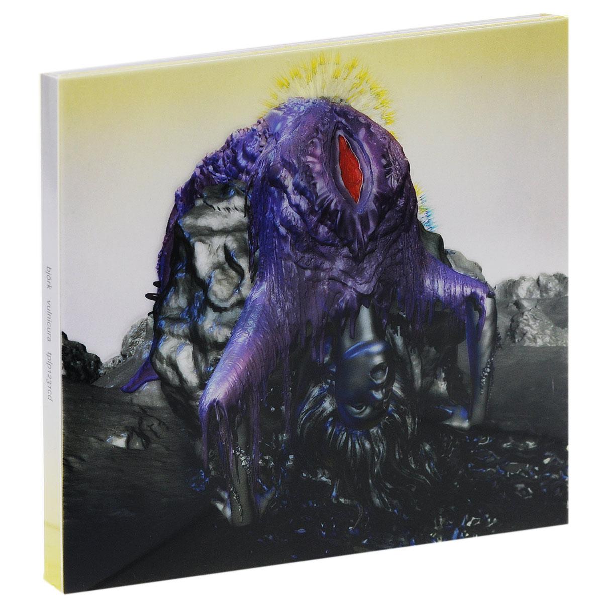Bjork. Vulnicura. Deluxe Edition 2015 Audio CD