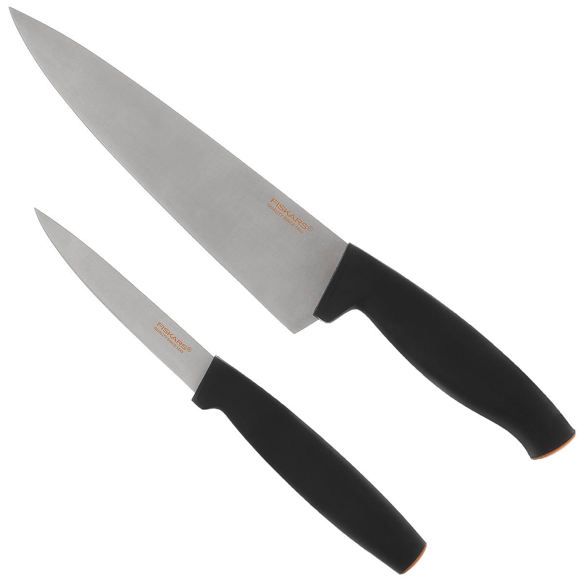 Набор ножей Fiskars Functional Form, 2 шт