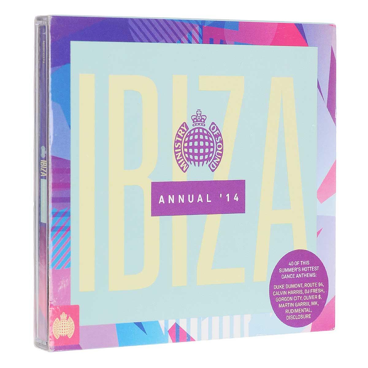 Ibiza Annual 2014 (2 CD)
