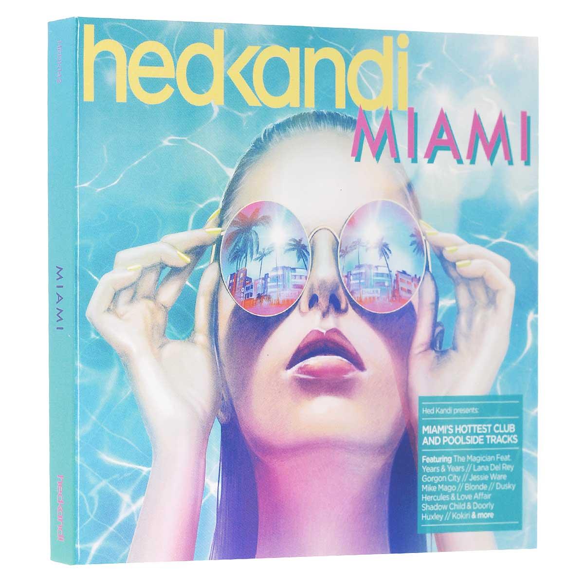 Hed Kandi. Miami 2015 (2 CD) 2 Audio CD