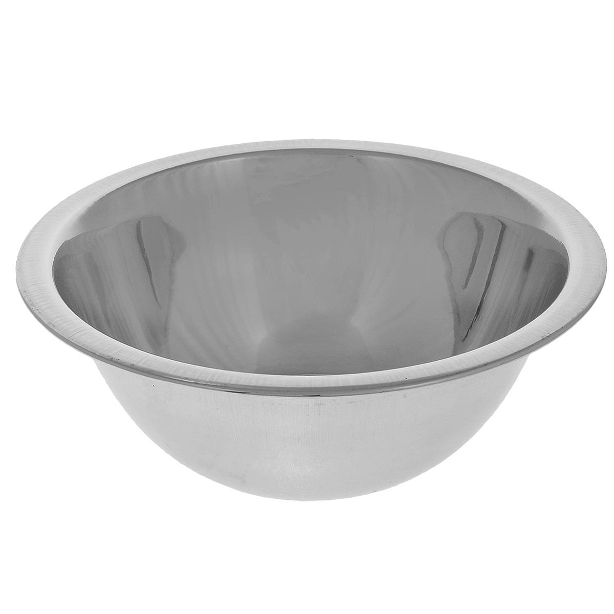 Миска Padia, диаметр 18 см, 750 мл5000-19Миска Padia изготовлена из нержавеющей стали. Удобная посуда прекрасно подойдет для походов и пикников. Прочная, компактная миска легко моется. Отлично подойдет для горячих блюд. Диаметр миски: 17,5 см. Высота миски: 5,5 см. Объем: 750 мл.
