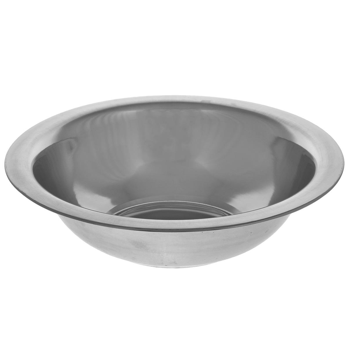 Миска Padia, диаметр 26 см5000-02Миска Padia изготовлена из нержавеющей стали. Удобная посуда прекрасно подойдет для походов и пикников. Прочная, компактная миска легко моется. Отлично подойдет для горячих блюд. Диаметр миски: 26 см. Высота миски: 7 см.